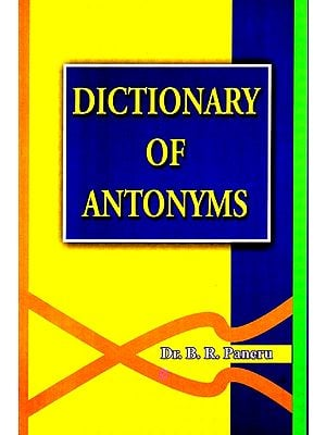 Dictionary Of Antonyms