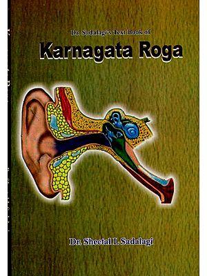 Text Book of Karnagata Roga