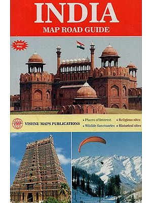 India Map Road Guide