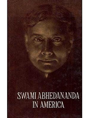 Swami Abhedananda in America