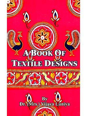 A Book Of Textile Designs