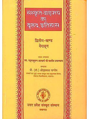 संस्कृत वांग्मय का बृहद् इतिहास (वेदाङ्ग): History of Sanskrit Literature Series (History of Vedanga)