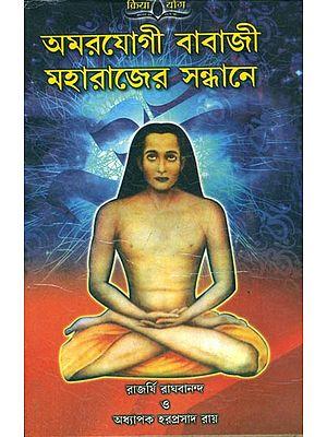 অমরযোগী বাবাজী মহারাজের সন্ধানে: Amaryogi Babaji Maharajer Sandhan