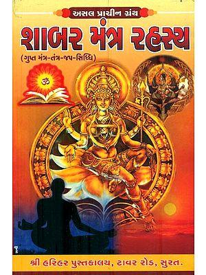 શાબર મંત્ર રહસ્ય: Shabar Mantra Rahasya (Gujarati)