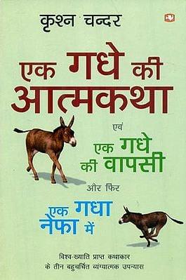 एक गधे की आत्मकथा: Autobiography of a Donkey (Novel)