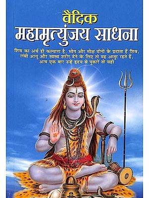 वैदिक महामृत्युंजय साधना: Vedic Mahamrityunjaya Sadhana