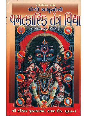 ચમત્કારિક તંત્ર વિદ્યા: Chamatkari Tantra Vidya (Gujarati)