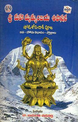 శ్రీ మహామృత్యుంజయ ఉపాసన: Sri Mahamrityunjaya Upasana (Telugu)