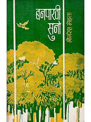 बनपाखी सुनो: Hindi Poems by Naresh Mehta (An Old Book)