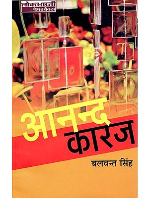 आनन्द कारज: Anand Karaj (Hindi Stories)