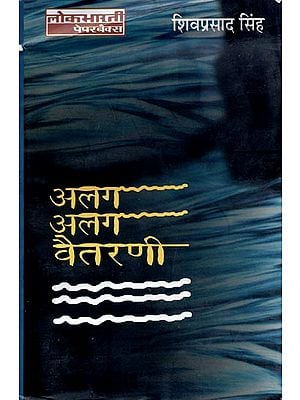 अलग अलग वैतरणी: A Novel In Hindi