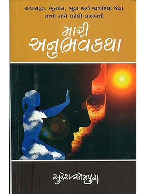 મારી અનુભવકથા: My Experience Story (Gujarati)