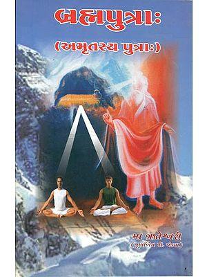 બ્રહ્મપુત્રા: Brahma Putra -Spiritual Novel (Gujarati)