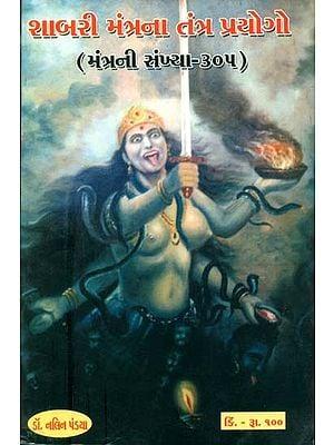 શાબરી મંત્રના તંત્ર પ્રયોગો (મંત્રની સંખ્યા ૩૦૫) - Shabar Mantra Tantra (Gujarati)