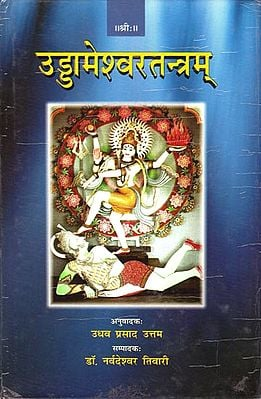 उड्डामेश्वरतन्त्रम: Uddamareshvara Tantra
