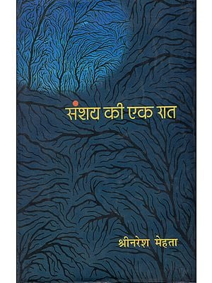 संशय की एक रात: A Night of Confusion by Shri Naresh Mehta (Hindi Poems)