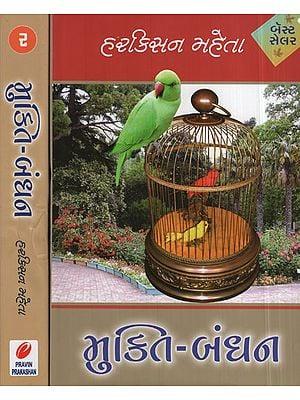 Mukti Bandhan – Novel in Gujarati(Set of 2 Volumes)