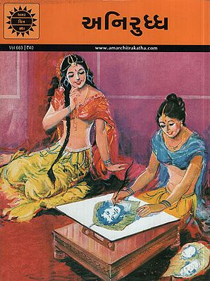 અનિરુદ્ધ – Anirudha in Gujarati (Comic)