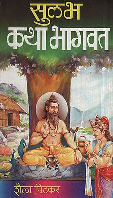 सुलभ कथा भागवत - Sulabh Katha Bhagvat (Marathi)