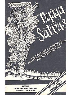 Nyaya Sutras with Vatsyayana's Bhasya
