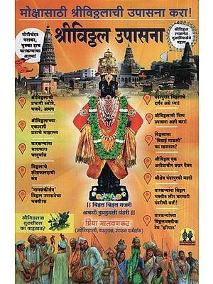 श्री विठ्ठल उपासना - Worship of Shri Vitthal (Marathi)