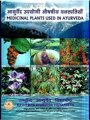 आयुर्वेद उपयोगी वनस्पतियां: Medicinal Plants Used In Ayurveda (An old Book)