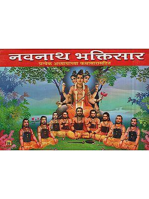 नवनाथ  भक्तिसार - Navnath Bhaktisar (Marathi)