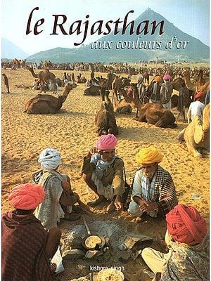 Le Rajasthan Aux Couleurs D'or