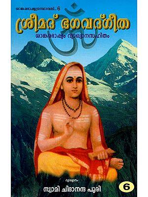 Bhagavad Gita in Malayalam (Vol - VI)