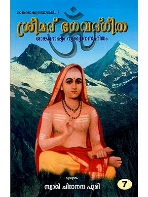 Bhagavad Gita in Malayalam (Vol - VII)