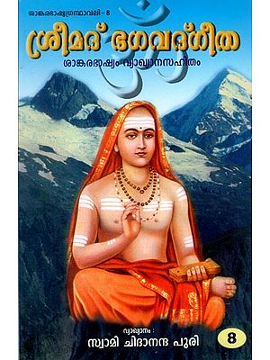 Bhagavad Gita in Malayalam (Vol - VIII)