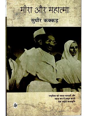 मीरा और महात्मा: Meera and Mahatma (A Novel)