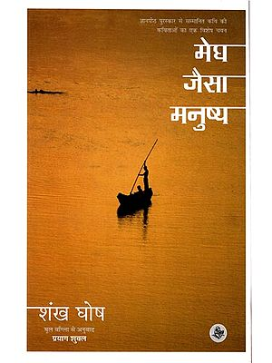 मेघ जैसा मनुष्य: Megh Jaisa Manushya (Collection of Hindi Poems)