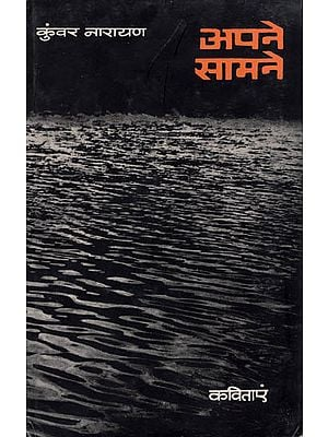 अपने सामने: In Front of Ourselves (Collection of Hindi Poems)