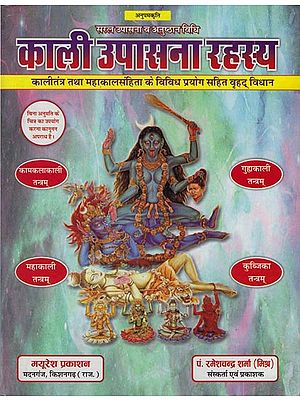 काली उपासना रहस्य: Secrets of Kali Worship