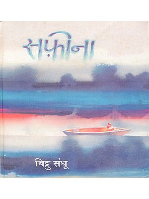 सफ़ीना: Safeena (Collection of Hindi Poems)