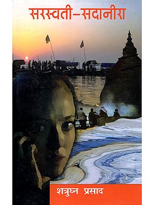 सरस्वती - सदानीरा: Saraswati - Sadanira (Novel)