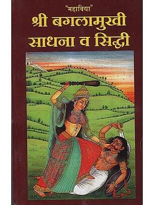 श्री बगलामुखी साधना व सिद्धी - Sri Bhagalmukhi Sadhana and Siddhi (Marathi)