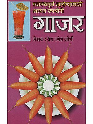 गाजर – Carrot (Marathi)