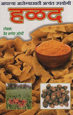 हळद - Turmeric (Marathi)
