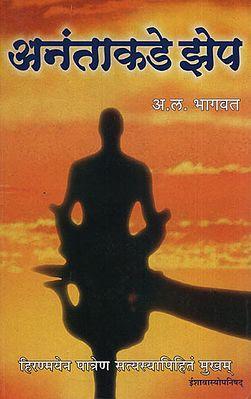 अनंताकडे झेप - Leap To Infinity (Marathi)