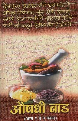 औषधी बाड - Medicinal Fences (Marathi)