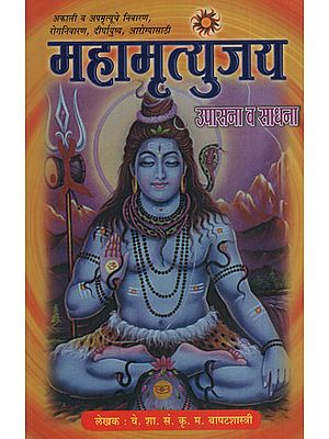 महामृत्युंजय उपासना व  साधना - Mahamaritunjaya  Worship and Sadhana (Marathi)