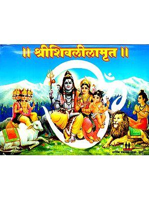 श्री शिवलीलामृत - Shri Shiva Lila Amrit (Marathi)