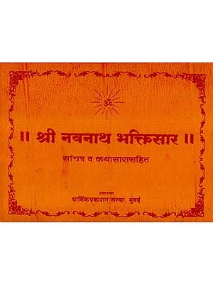श्री नवनाथ भक्तिसार: Shri Navanatha Bhakti Sara (Marathi)