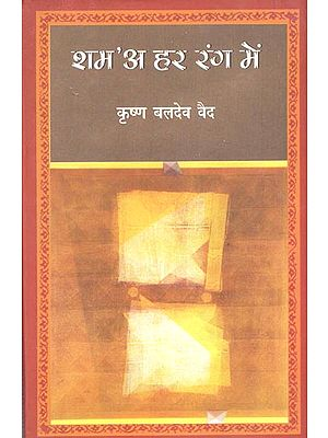 शाम 'अ हर रंग में: Sham 'A Har Rang Mein ( A Dairy )