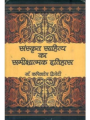 संस्कृत साहित्य का समीक्षात्मक इतिहास : A Critical History of Sanskrit Literature