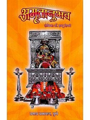 अमृतानुभव: Amritanubhava (Marathi)