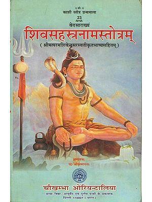 शिवसहस्रनामस्तोत्रम्:  Shiva Sahastranama Stotram