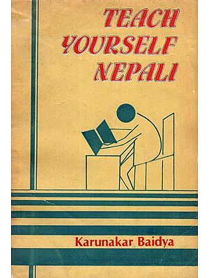 Teach Yourself Nepali -Nepali Translation (An Old Rare Book)